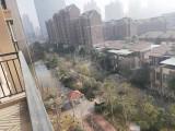中央新城+7楼96平毛坯大两房+证满两年
