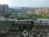 中央新城+25楼东边套129平毛坯大三居+随时看房
