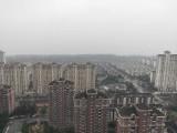 大发宜景城四期+34楼97平毛坯小三房+南北通透+随时看房