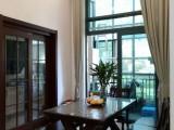 恒大绿洲+1楼4.5米挑高+业主自住精装130平带地暖+二楼40平