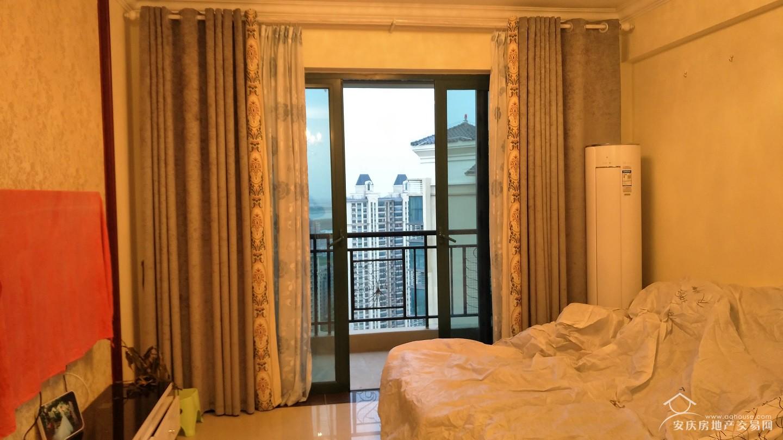 恒大绿洲+80平精装两室婚房+证满两年