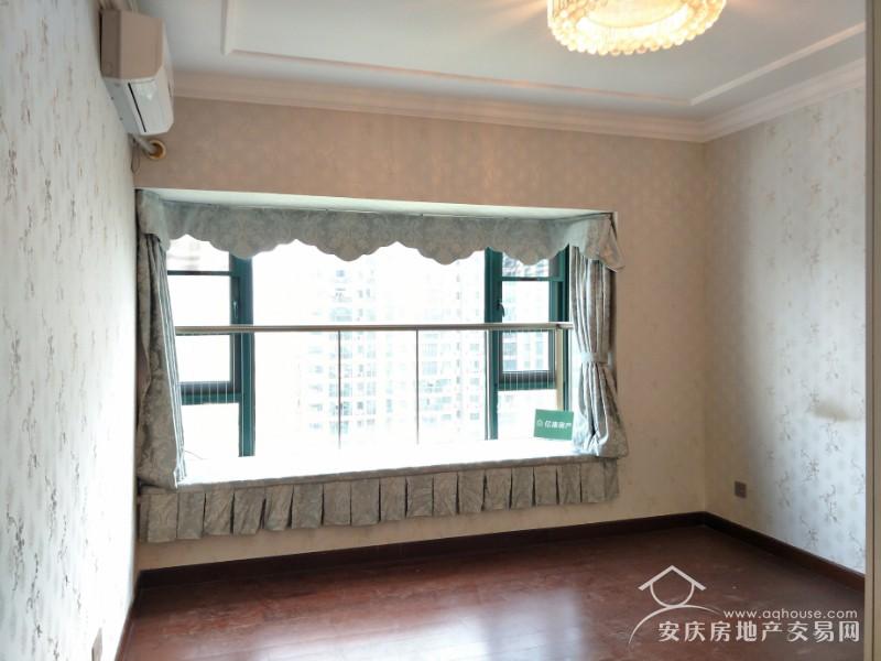 恒大绿洲 122平精装3室2厅2卫双阳台 户型正 南北通透